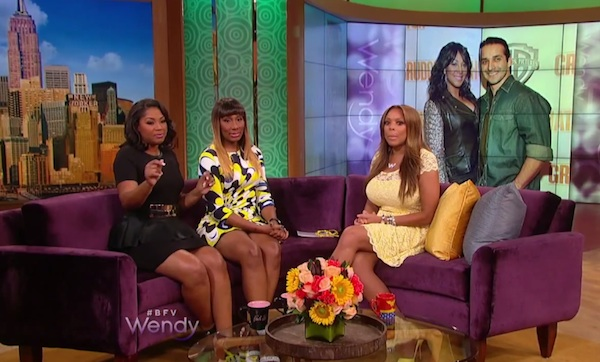 braxton family values 2014 Trina & Towanda Braxton Visit Wendy / Dish On Braxton Family Values Season 4