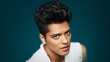 Bruno Mars Celebrates 'Super Bowl' 'Emmy' Nominations On 'Twitter'