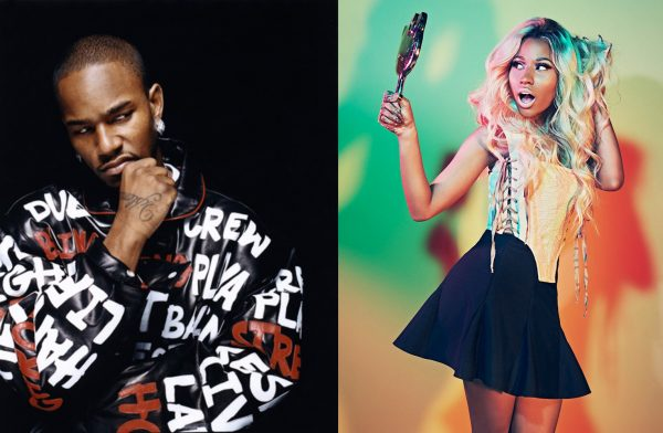 camron nicki minaj that grape juice 600x392 New Song: Camron   So Bad (Ft Yummy Bingham & Nicki Minaj)