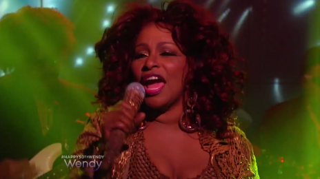 Watch: Chaka Khan Performs 'I'm Every Woman' For Wendy Williams' 50th Birthday Bash