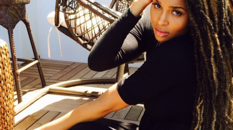 Ciara Shares Another Snap Of Baby Future Jr