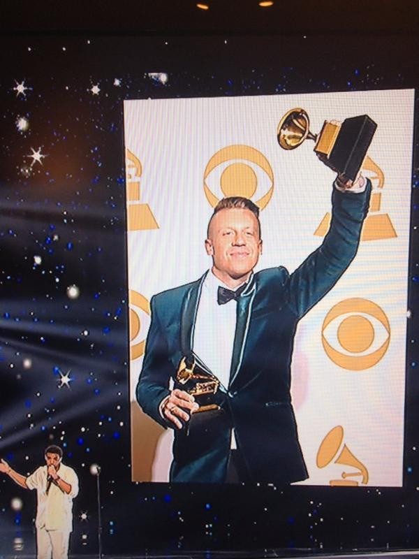 drake macklemore Must See: Drake Slams Macklemore At ESPY Awards