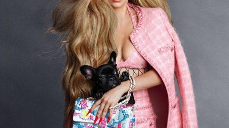 Lady GaGa Stuns In Harper's Bazaar's ICON Issue