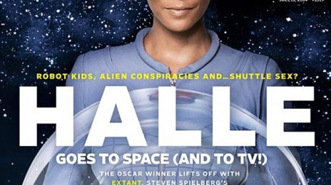 Halle Berry Covers 'Entertainment Weekly' / Fresh 'Extant' Preview Released