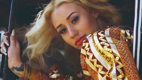 Iggy Azalea Teases 'Black Widow' Video / Celebrates New Chart Success