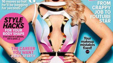 "Iggy Azalea Covers 'Cosmopolitan Australia' / Named ""The Female Vanilla Ice"" By Rah Digga"