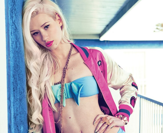 iggy azalea thatgrapejuice Chart Check:  Iggy Azaleas Fancy Falls From Top Spot On Hot 100