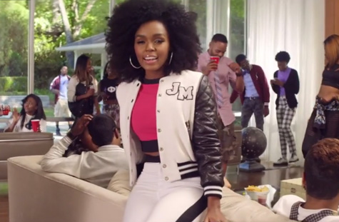 janelle electric lady that grape juice New Video: Janelle Monae   Electric Lady