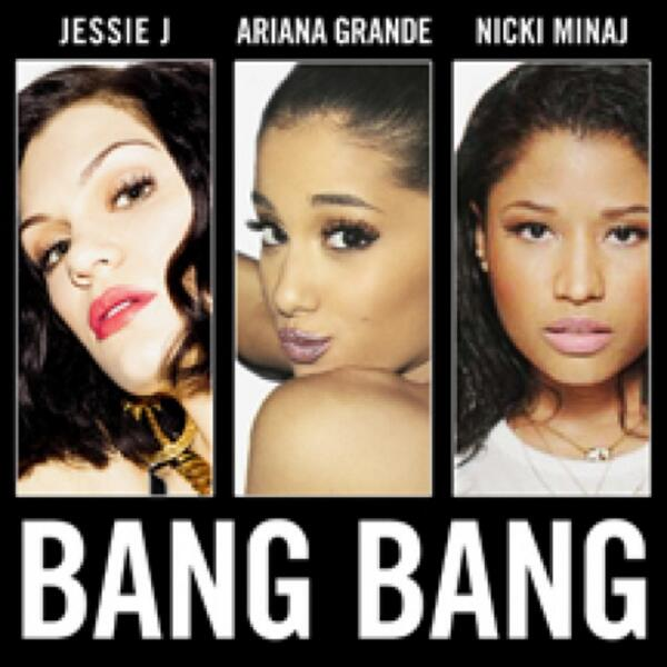 jessie j bang bang nicki ariana Jessie J Announces New Single Bang Bang (ft. Nicki Minaj & Ariana Grande)