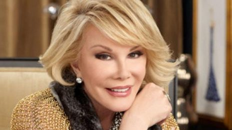 "Joan Rivers: ""President Obama Is Gay"""