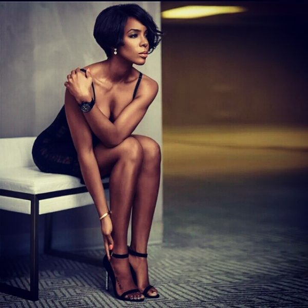 kelly rowland tw steel main 600x600 Kelly Rowland Stuns In New TW Steel Campaign
