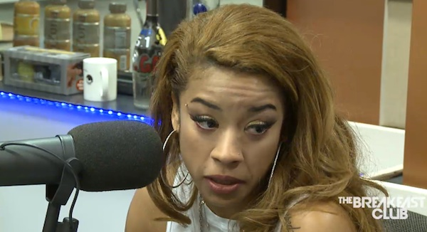 keyshia cole breakfast club 1 Watch: Keyshia Cole Visits The Breakfast Club / Talks Divorce, New Album & More