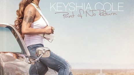 Keyshia Cole Releases 'Point of no Return' Album Cover / Enlists 'Super Bass' Producer For New Music
