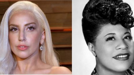 Watch: Lady GaGa Covers Ella Fitzgerald's 'I've Got A Crush On You'
