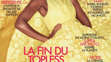 Lupita Nyong'o Covers 'Elle' France