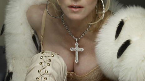 Madonna Confirms New Song Title...'Messiah'