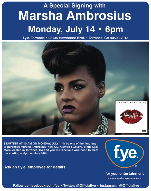 marsha ambrosius rca Competition: Win A V.I.P Meet & Greet With Marsha Ambrosius In LA! #FriendsandLoversLA
