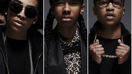Mindless Behavior Sign With Epic Records