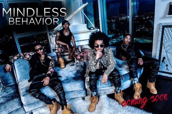 Elijah Johnson Mindless Behavior Mindless Behavior indeed