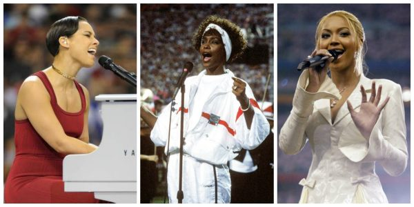 national anthem 600x300 The 12 Best National Anthem Performances of All Time