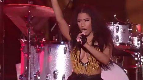Watch: Nicki Minaj Rocks 'Philly 4th of July Jam'