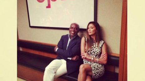 Nicole Scherzinger Signs With Epic Records