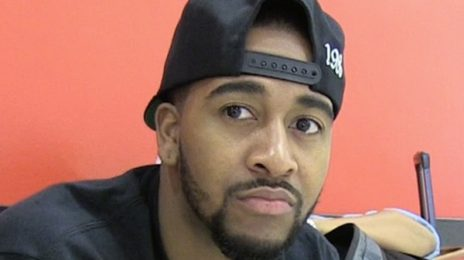Drama: Omarion Arrested & Jailed