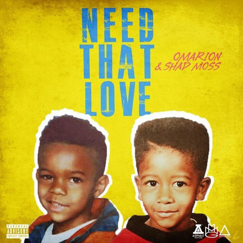 omarion shad need that love that g New Song: Omarion   Need That Love (Ft Shad Bow Wow Moss)