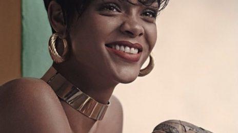 Rihanna Stalker Arrested After Leaving Threatening Notes At Singer's Front Door