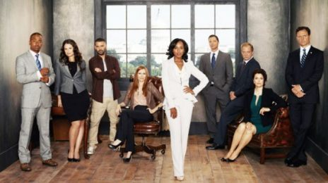 'Scandal' Announces Season 4 Premiere Date