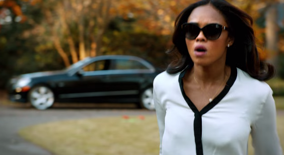 sharon leal addicted that grape juice Movie Trailer: Addicted (Starring Tyson Beckford, Sharon Leal & Boris Kodjoe)