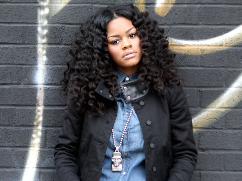 teyana taylor that grape juice 2014 1 Watch: Teyana Taylor Covers Nicki Minajs Pills N Potions