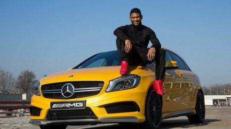 Watch: Usher Surprises Nicki Minaj With 'Exotic' Telephone Call