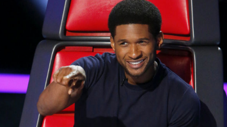 New Song: Usher - 'She Came To Give It You (Ft Pharrell Williams & Nicki Minaj)'