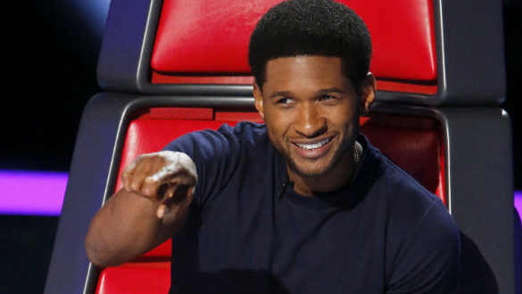 usher that grape juice television 19 New Song: Usher   She Came To Give It You (Ft Pharrell Williams & Nicki Minaj)