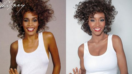 Must See: Behind The Scenes Of Lifetime's Whitney Houston Biopic