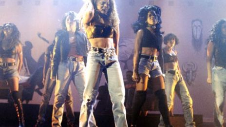 From The Vault: Janet Jackson - 'That's The Way Love Goes'/ 'If' Live At The 1993 MTV VMA's