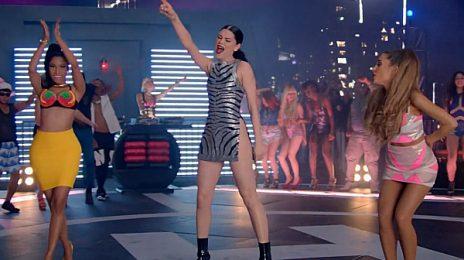 'Bang Bang': BBC Radio 1 Throws Jessie J, Nicki Minaj & Ariana Grande Into Rotation