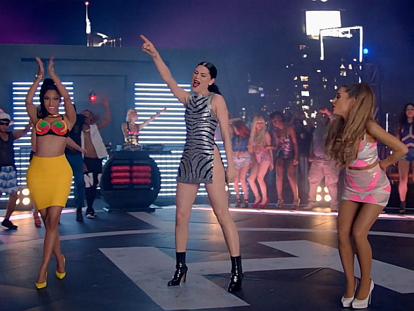 Bang Bang: BBC Radio 1 Throws Jessie J, Nicki Minaj & Ariana Grande Into Rotation