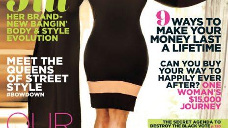 Jill Scott Graces 'Essence's September Fashion Issue
