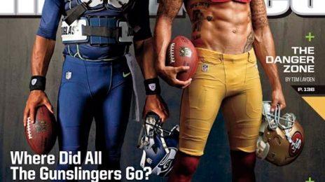 Colin Kaepernick & Russell Wilson Rock 'Sports Illustrated'
