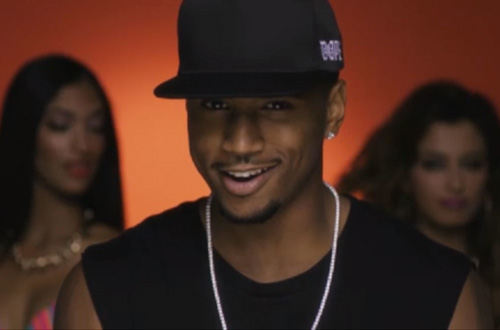 Trey Songz Foreign Video1 New Video: Trey Songz   Whats Best For You