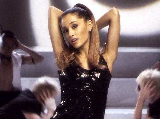 ariana grande big sean thatgrapejuice Ariana Grande & Big Sean Bolt Straight To #1 On iTunes