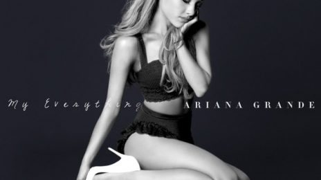 Report: Ariana Grande's 'My Everything' To Move 200,000 Units First Week