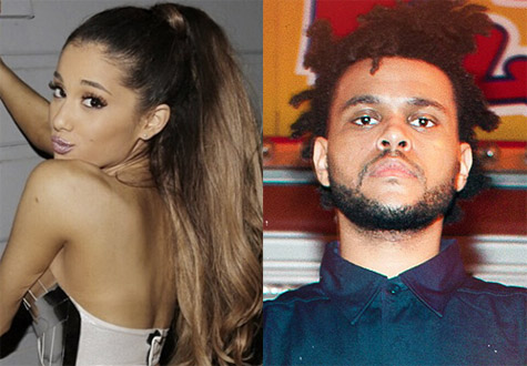 ariana grande the weeknd that grape juice New Song: Ariana Grande   Love Me Harder (Ft The Weekend)