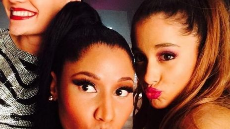 Behind The Scenes: Jessie J, Ariana Grande, & Nicki Minaj - 'Bang Bang' Video