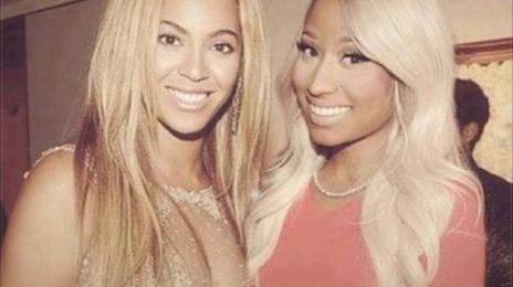 Nicki Minaj Salutes Beyonce For Special Gift