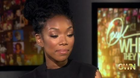 Watch: Brandy Bares All On Oprah's 'Where Are They Now?'