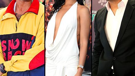 Watch: Drake Mocks Chris Brown's 'Loyal'?