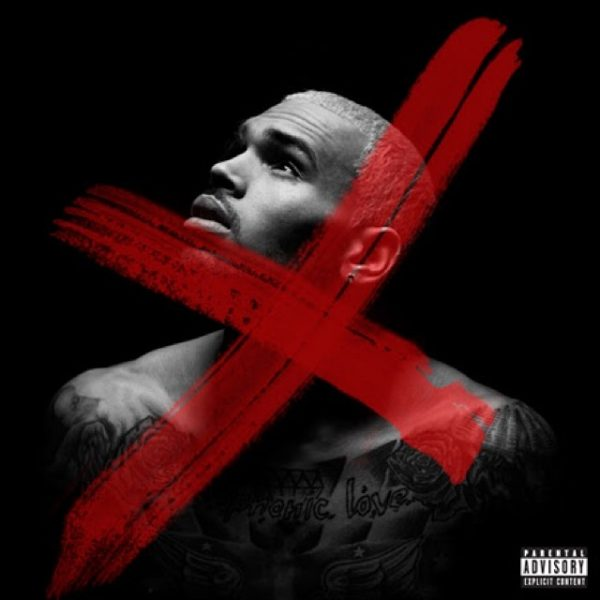 chris brown x cover thatgrapejuice 600x600 Album Tracklist: Chris Brown   X